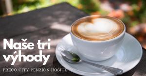 Tri výhody City Penziónu Košice